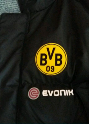 Куртка NIKE футбольный клуб Borussia Dortmund. Размер L.
