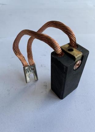 Щетки электрографитовые ЭГ2А 22х30х60 К1-3 НК2 6П 140мм