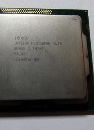 Процессор Intel Pentium Dual-Core G630 s1155 2.7GHz