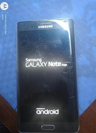 """Samsung Galaxy Note Edge 5.6"""" SM-N915V 3GB/32gb//4ядра/GPS/NFC/LT"""
