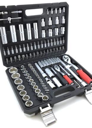 Набор инструментов Автотехника 1/2″ & 1/4″ 108 предметов