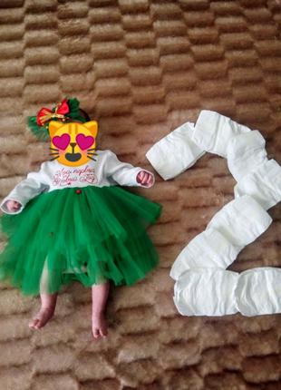 """Платье """"Мой первый Новый Год"""""""