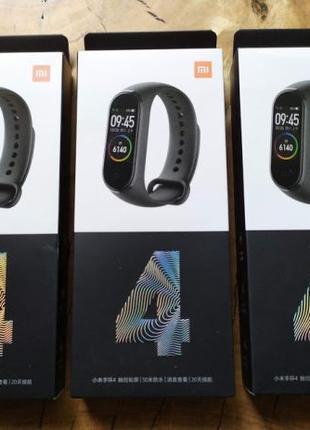 Фитнес-браслет Xiaomi Mi Smart Band 4