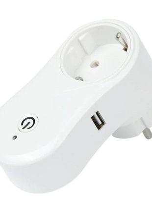 Wi-fi розетка socket j2 з usb
