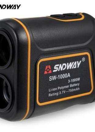 Лазерный дальномер SNDWAY SW-1000A (3 - 1000M )