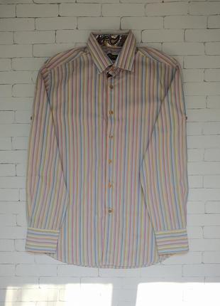 Рубашка мужская размер л