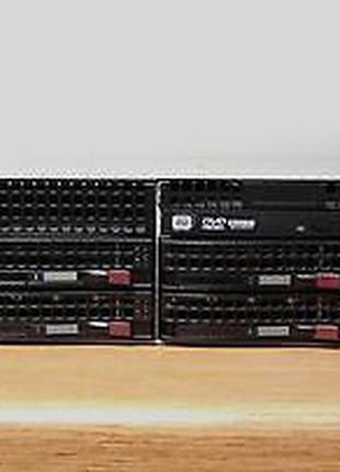 Бу сервер supermicro 2 xeon x5650 2.67/96gb/2tb/1440w/2u