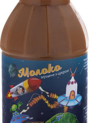 Молоко сгущенное со вкусом ЧЕРНЫЙ ШОКОЛАД , 370 гр.,экспорт