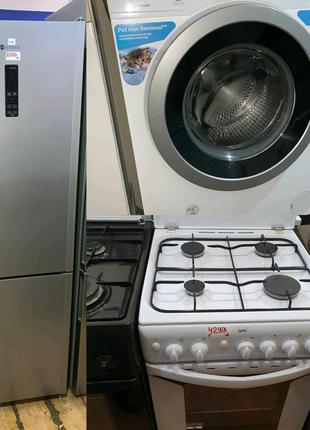 Холодильник*Пральна машина*Кухонна плита.Європа.Склад-магазин