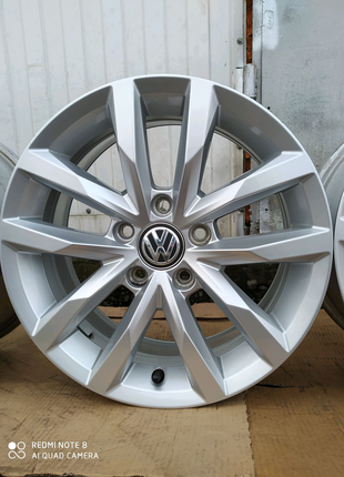 Диски литые оригинал Volkswagen Passat VW Jetta Golf 16(5*112)