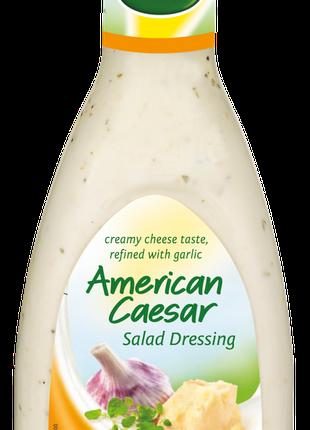 Соус Kuhne Кюне салатный Американский Цезарь 500 мл.