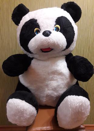 Плюшевый медведь панда. Большая мягкая игрушка.