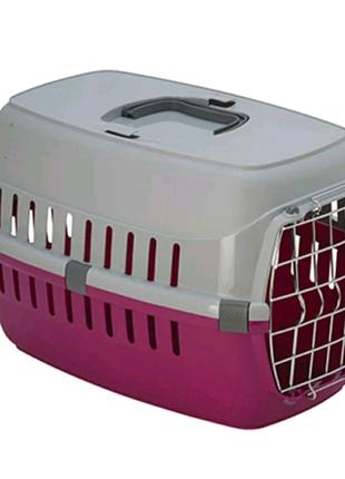 Сумка переноска для собак і котів Moderna 51×31×34 см