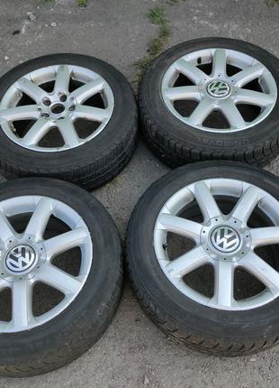 Диски R16 rial VW SKODA 5x112