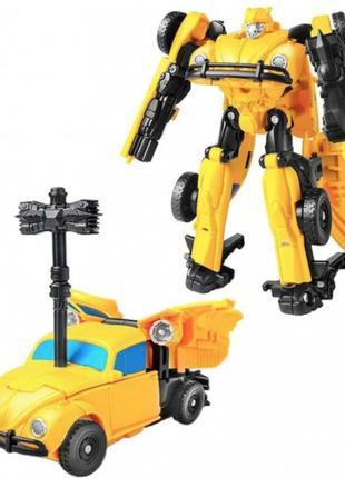 Робот-трансформер из кинофильма бамблби, инерционный