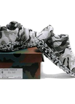 Кроссовки nike air max 87 vt camouflage 03m