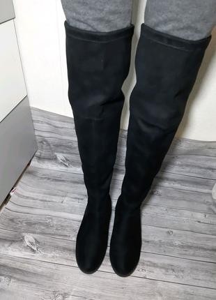 Ботфорты Primark обувь женская сопоги