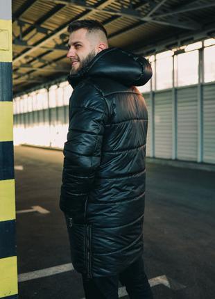 Мужская зимняя парка! Очень теплая мужская куртка!