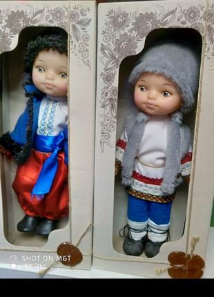 Куклы торговой марки Чудисам.