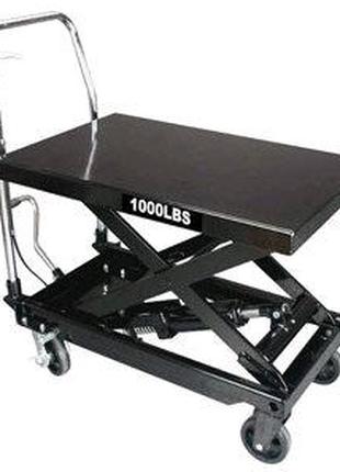 Стол гидравлический подкатной 500кг TORIN