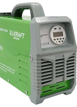 Озонатор воздуха промышленный 10 г/ч (генератор озона) GIKRAFT