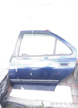 Дверь двері Пежо Peugeot 406