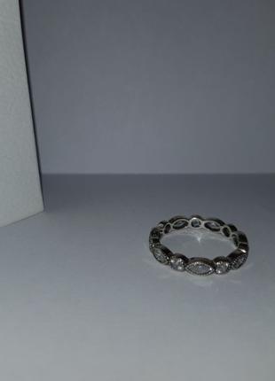 Кольцо Pandora пандора блистательная Маркиза 190940CZ. Оригина...