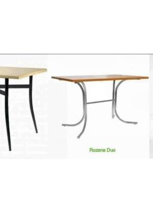 Основания столов (опора) TRACY duo, ROZANA duo, 339-40HSS