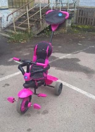 Продам детский трехколесный велосипед SmarTrike
