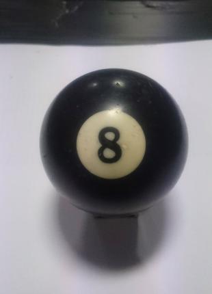 Куля #8 🎱Американський більярд 🇺🇸  шар  восьмёрка американка