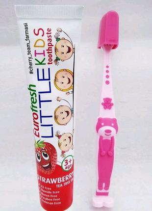 Детская зубная счётка Eurofresh Farmasi