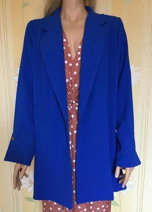 Кардиган кимоно накидка пиджак жакет evans 20 размер