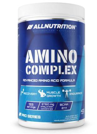 Купить аминокислоты Amino Complex AllNutrition 400 таб.