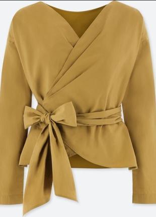 ОРИГИНАЛ блуза uniqlo в размере М - L
