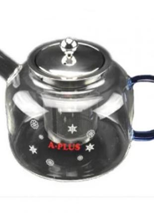 Заварочный чайник A-PLUS 1.0 л