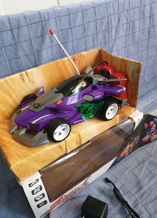 Машинка трансформер