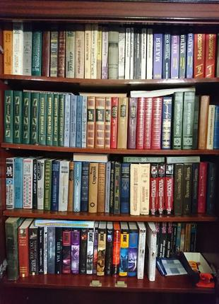 Продам книги в хорошем состоянии 25 грн.