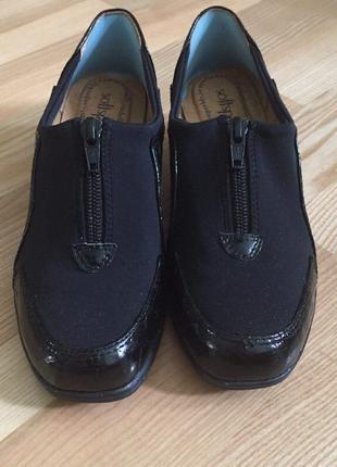Жіночі туфлі Softspots класичні шкіра топ якість весна кожа США н