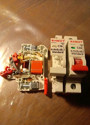 Переделка автоматических выключателей