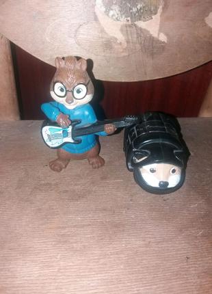 Элвин и бурундуки фигурка