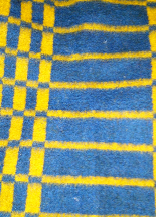 Одеяло полушерстяное 130 × 200
