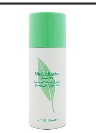 Elizabeth arden green tea deodorant spray дезодорант для тела