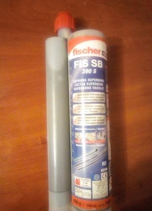Хімічний анкер FIS SB 390S