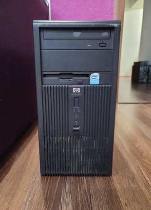 Компьютер HP 2ядра/3озу/160Гб винчестер