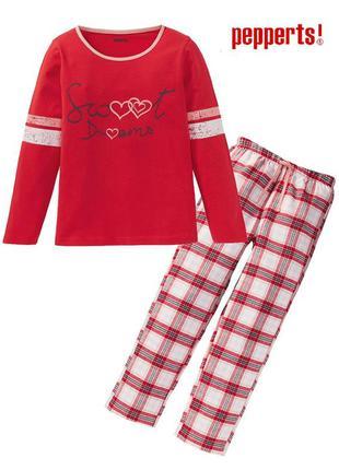 Пижама на девочку 8-10 лет