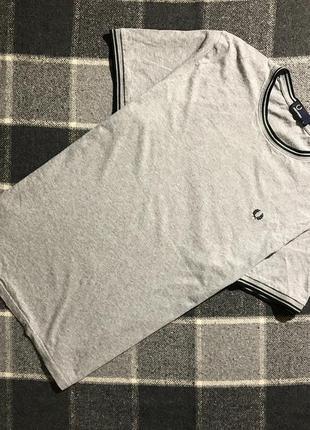 Мужская футболка fred perry ( фред перри л-хлрр идеал оригинал...