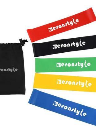 Набор Резинок Esonstyle 5 штук в удобном мешочке