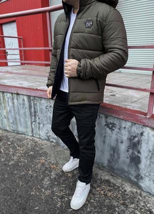 Куртка зимняя 6815