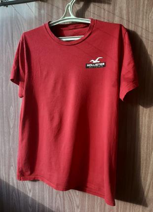 Новая футболка Hollister