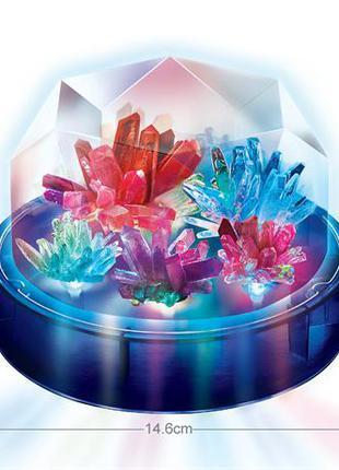Набор для исследований Цветные кристаллы